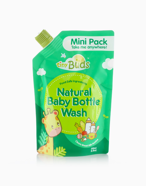 Natural Bottle Wash Travel Size by Tiny Buds