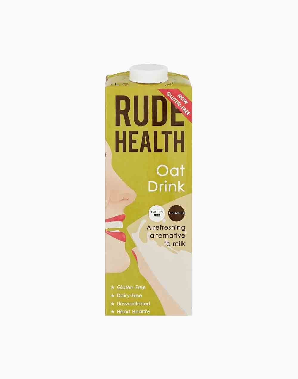 Rude Health Oat Drink (1L) by Raw Bites