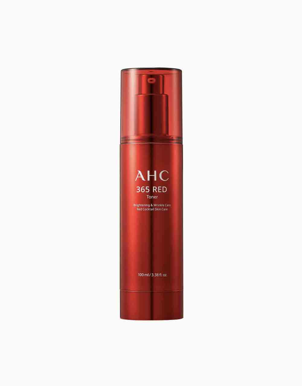 Red Toner (100ml) by AHC