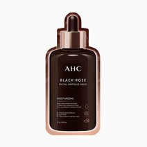 Ahc black rose facial ampoule mask
