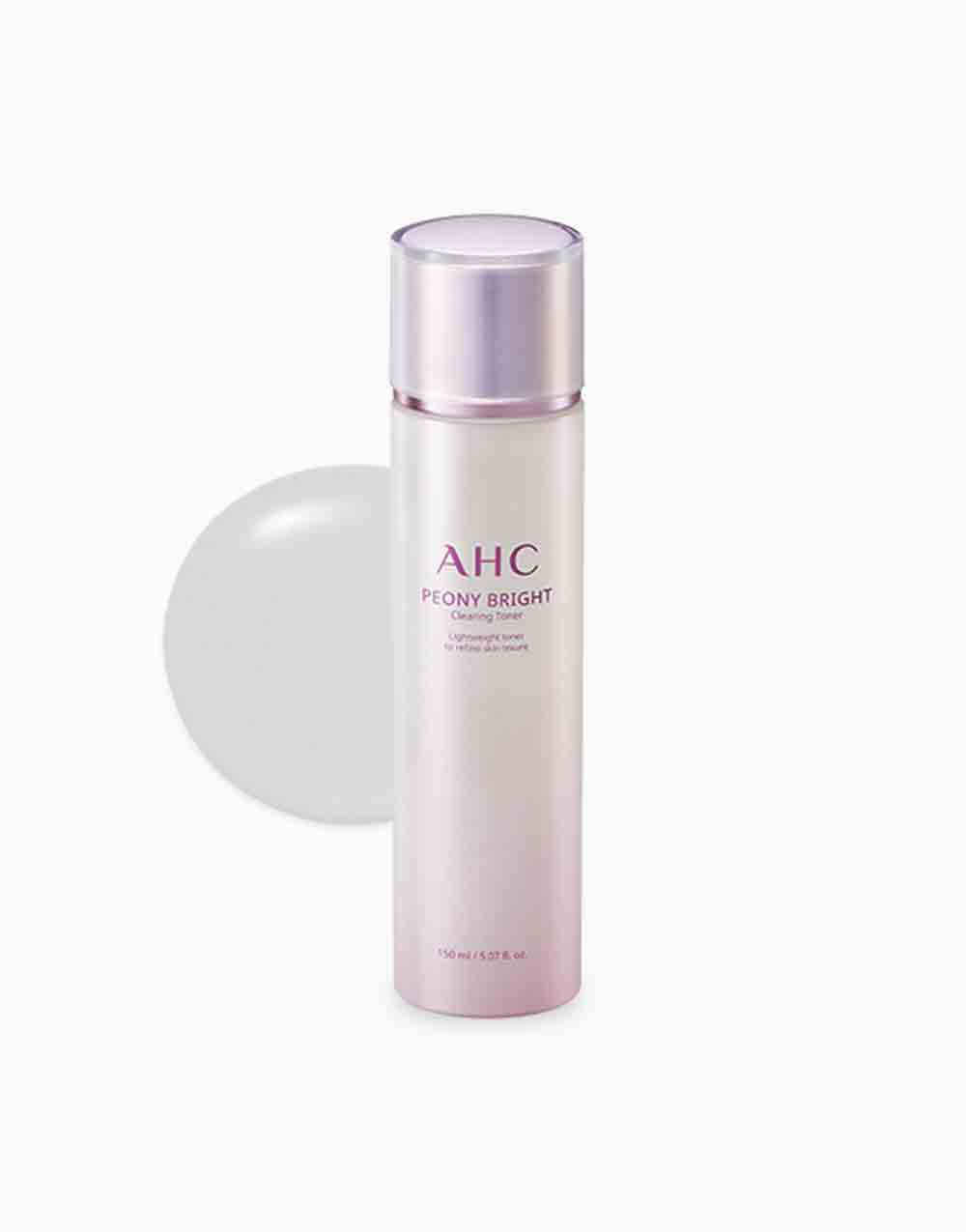 Peony Bright Clearing Toner (150ml) by AHC