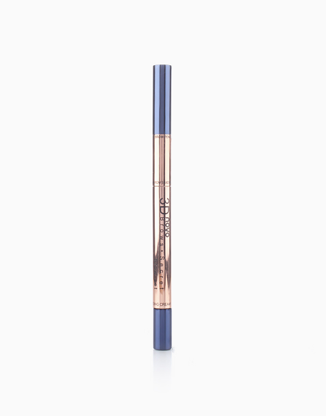 3-in-1 Brows Secret by Novo Cosmetics   #3 Light Brown