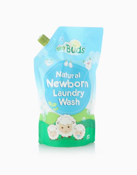 Natural Newborn Laundry Liquid Refill by Tiny Buds