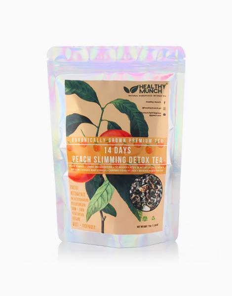 Peach Slimming Detox Tea (75g) by Healthy Munch