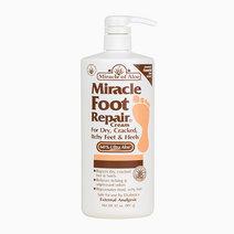 Miracle of aloe  miracle foot repair cream with 60  ultraaloe 32 ounce tub