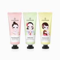 Cosmetea tea blossoms hand cream