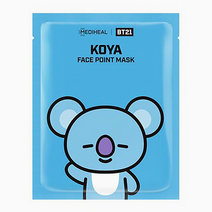 Mediheal bts bt21 face point mask %28koya%29