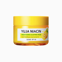 Some by mi yuja niacin 30 days miracle brightening sleeping mask