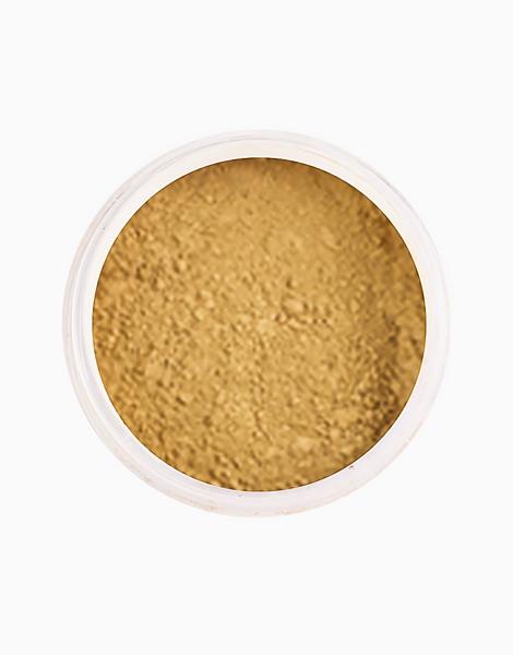 Café Mocha Loose Mineral Foundation [with Jar] by Ellana Mineral Cosmetics