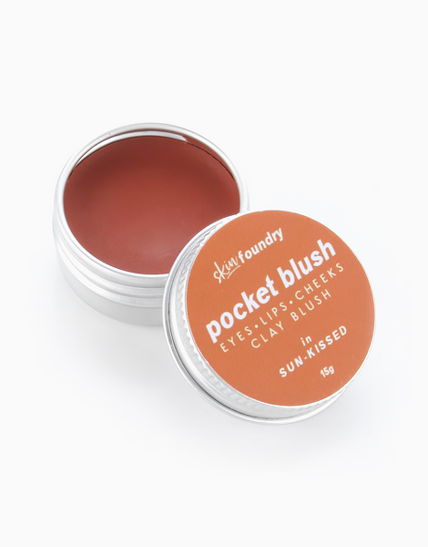 Pocket Blush by Skin Foundry | Sun-Kissed