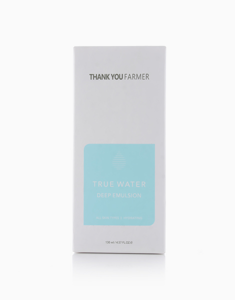 True Water Deep Emulsion (130ml) by Thank You Farmer