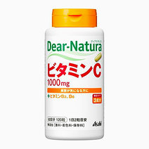 Asahi dear natura 1 000mg %2860 day supplement%29
