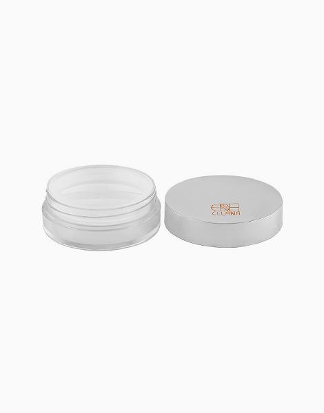 Empty Refillable Mirror Jar (10g) by Ellana Mineral Cosmetics