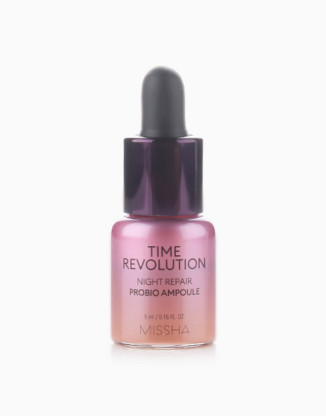 Time Revolution Night Repair Probio Ampoule (5ml) by Missha