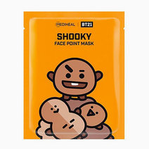 Mediheal bts bt21 face point mask %28shooky%29