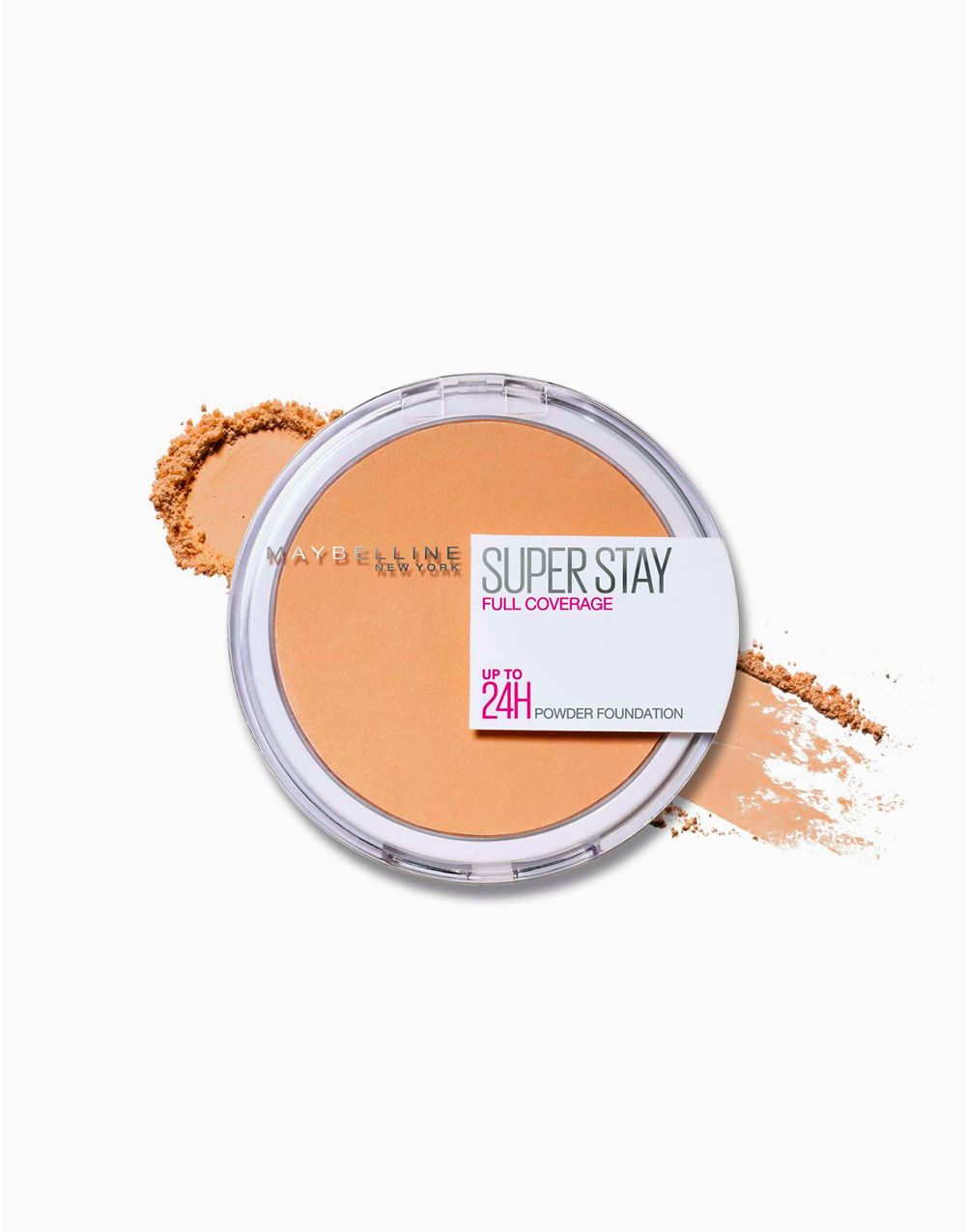 SuperStay 16HR Full Coverage Powder Foundation by Maybelline | 220 Natural Beige