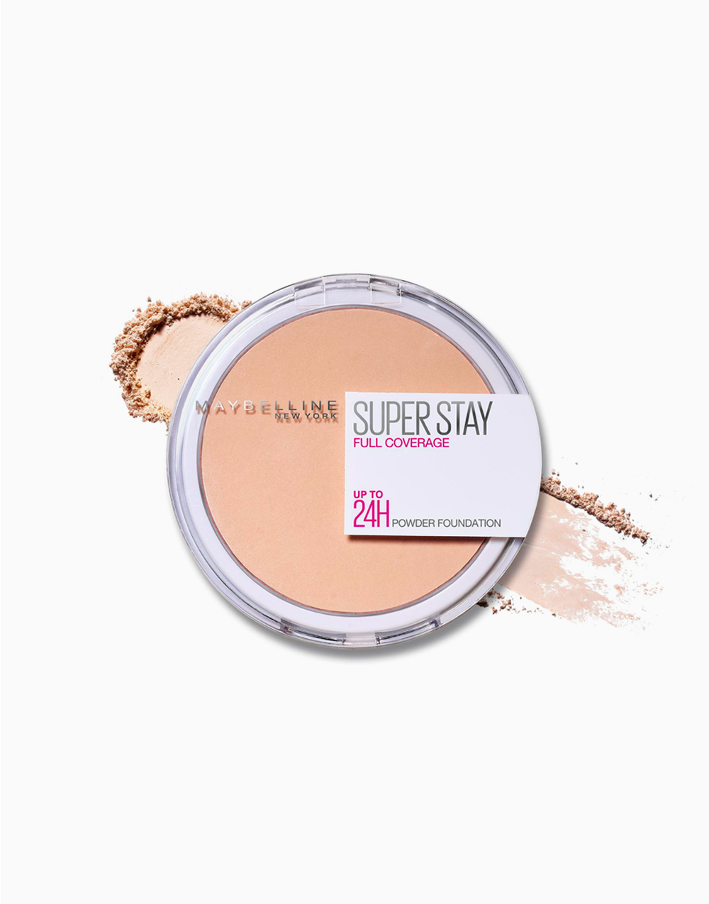 SuperStay 16HR Full Coverage Powder Foundation by Maybelline | 115 Ivory