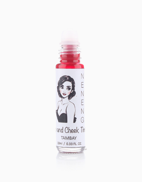 Lip and Cheek Tint by Neneng   TAMBAY (Cherry)