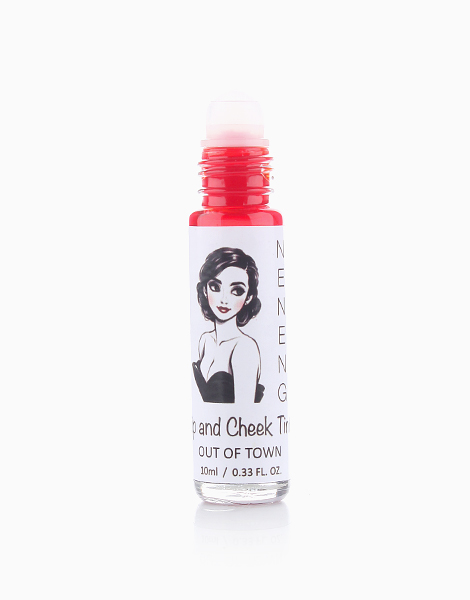 Lip and Cheek Tint by Neneng   OUT OF TOWN (Peach)