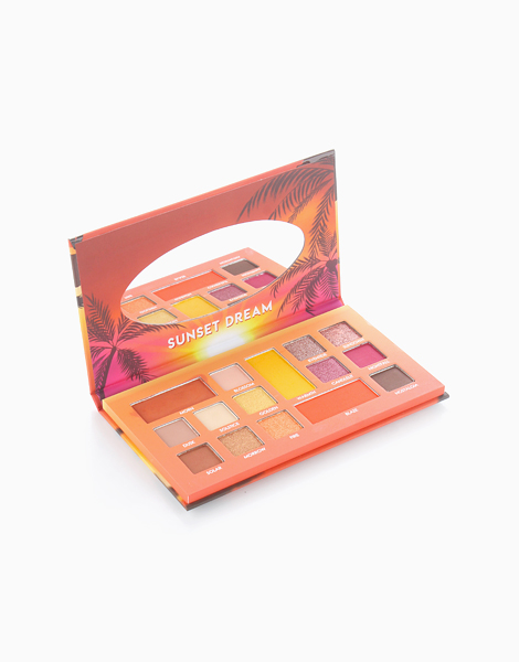 Sunset Dream Palette by DETAIL
