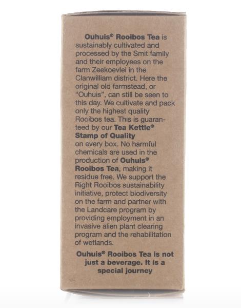 OUHUIS Cancerbush Rooibos Blend 40s (100g) by J tea L
