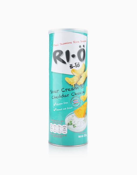 Sour Cream & Cheddar Cheese (55g) by Ri-O