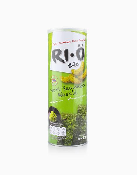 Nori Seaweed Wasabi (55g) by Ri-O