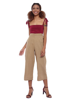 Cathy Linen Pants by Flair & Stare