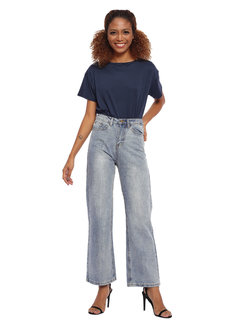 Bea Flare Jeans by Mantou Clothing
