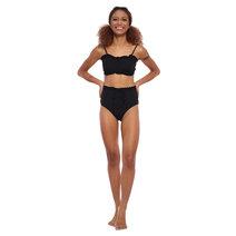 Isabel Ribbed High Waist Bikini by Sundae