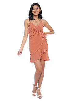 Ayeesha Dress with Side Tie by Babe