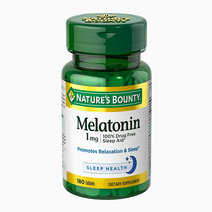Natures bounty natures bounty melatonin 1mg 100  drug free sleep aid   180 tablets