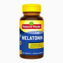 Nature made melatonin 3mg   240 tablets