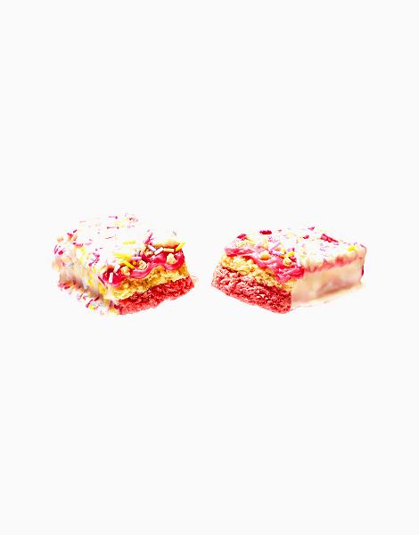 Birthday Cake 6-Layer Protein Bar (60g) by MYPROTEIN