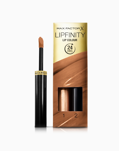 Lipfinity Lip Colour by Max Factor | Perpetually Mysterious