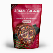 Hazelnut Black Forest Granola (250g) by Amazin' Graze