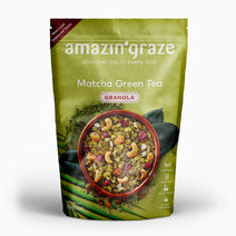 Matcha Green Tea Granola (250g) by Amazin' Graze