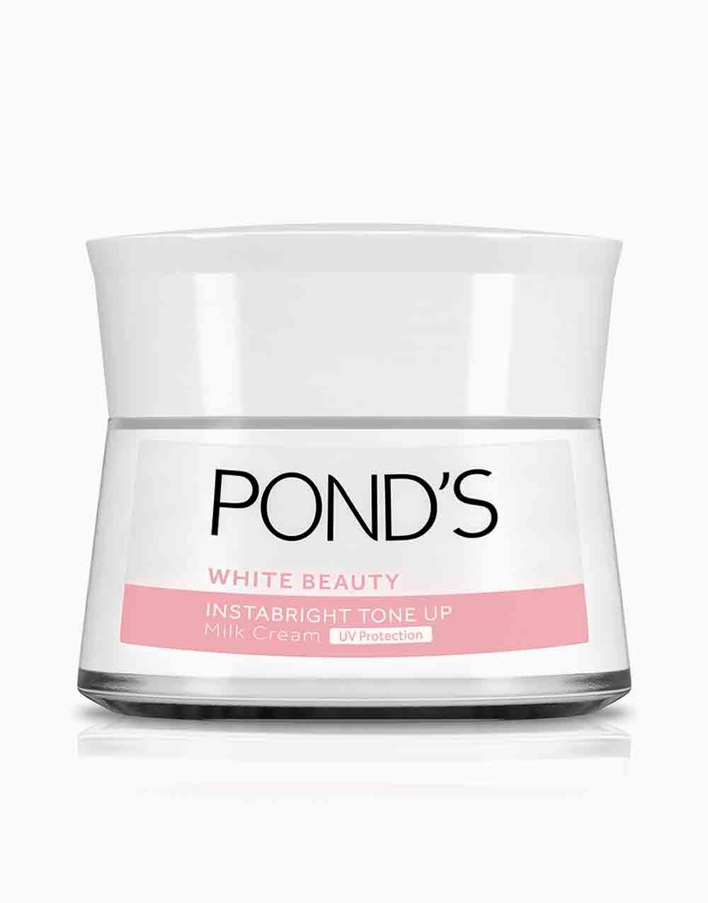 Pond's White Beauty Tone Up Milk Cream Jar by Pond's