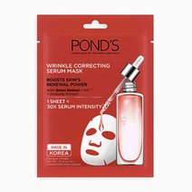 Ponds wrinkle correcting serum mask 2