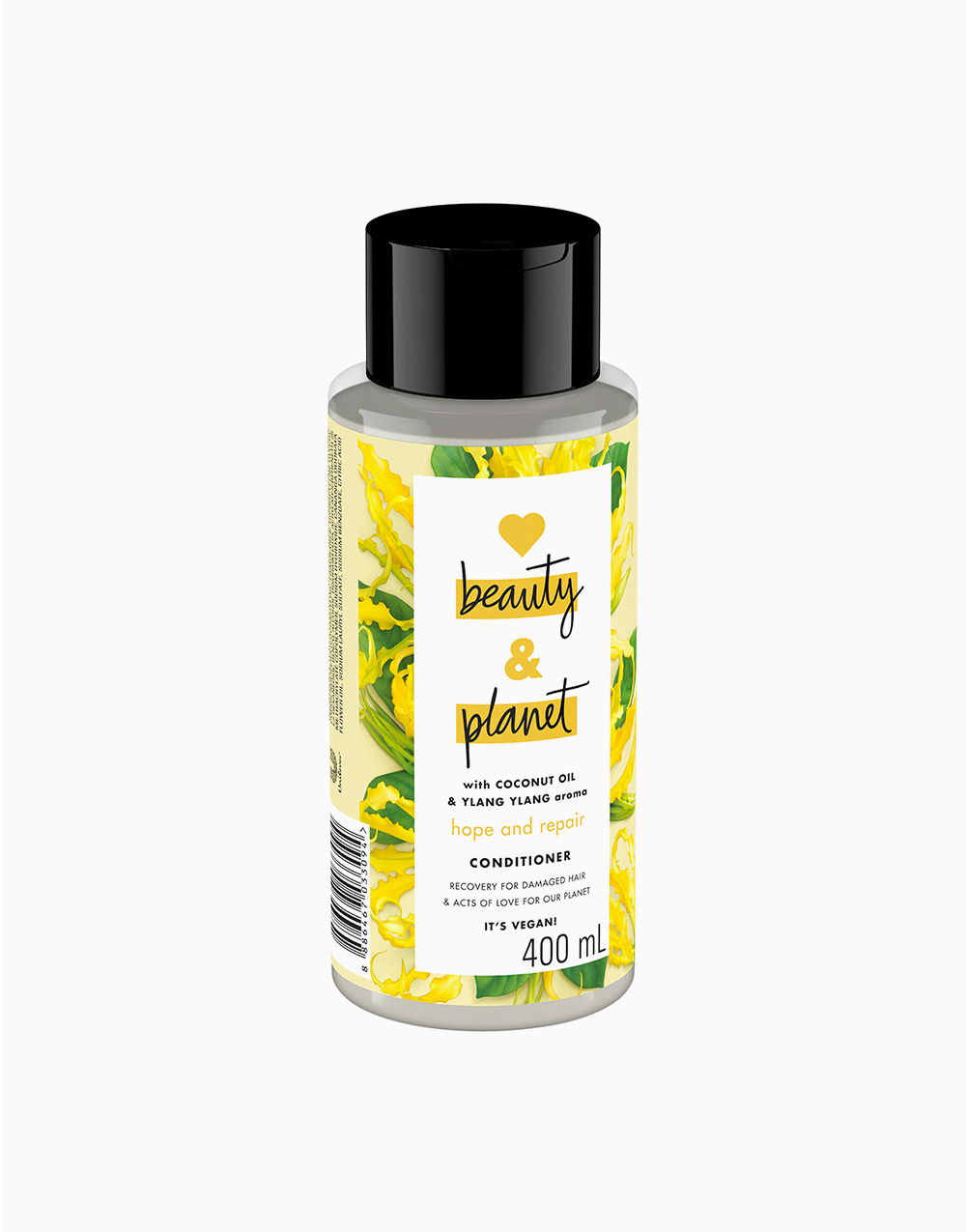 Coconut & Ylang Ylang Conditioner - Hope and Repair (400ml) by Love Beauty and Planet