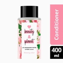Murumuru Butter & Rose Conditioner Blooming Color (400ml) by Love Beauty and Planet