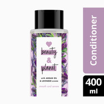 Love beauty and planet argan oil   lavender conditioner smooth and serene 400ml