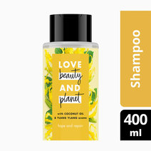 Love beauty and planet coconut   ylang ylang shampoo hope and repair 400ml