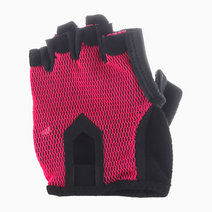 Half Finger Gloves Women in Pink by Fitness & Athletics