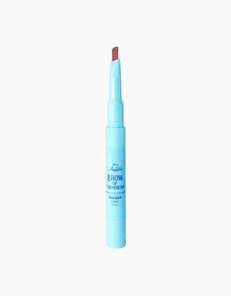 Brow of Wonders Eyebrow Pencil + Browcara by Skinpotions | Light