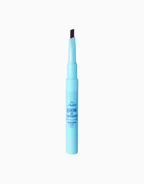 Brow of Wonders Eyebrow Pencil + Browcara by Skinpotions | Dark