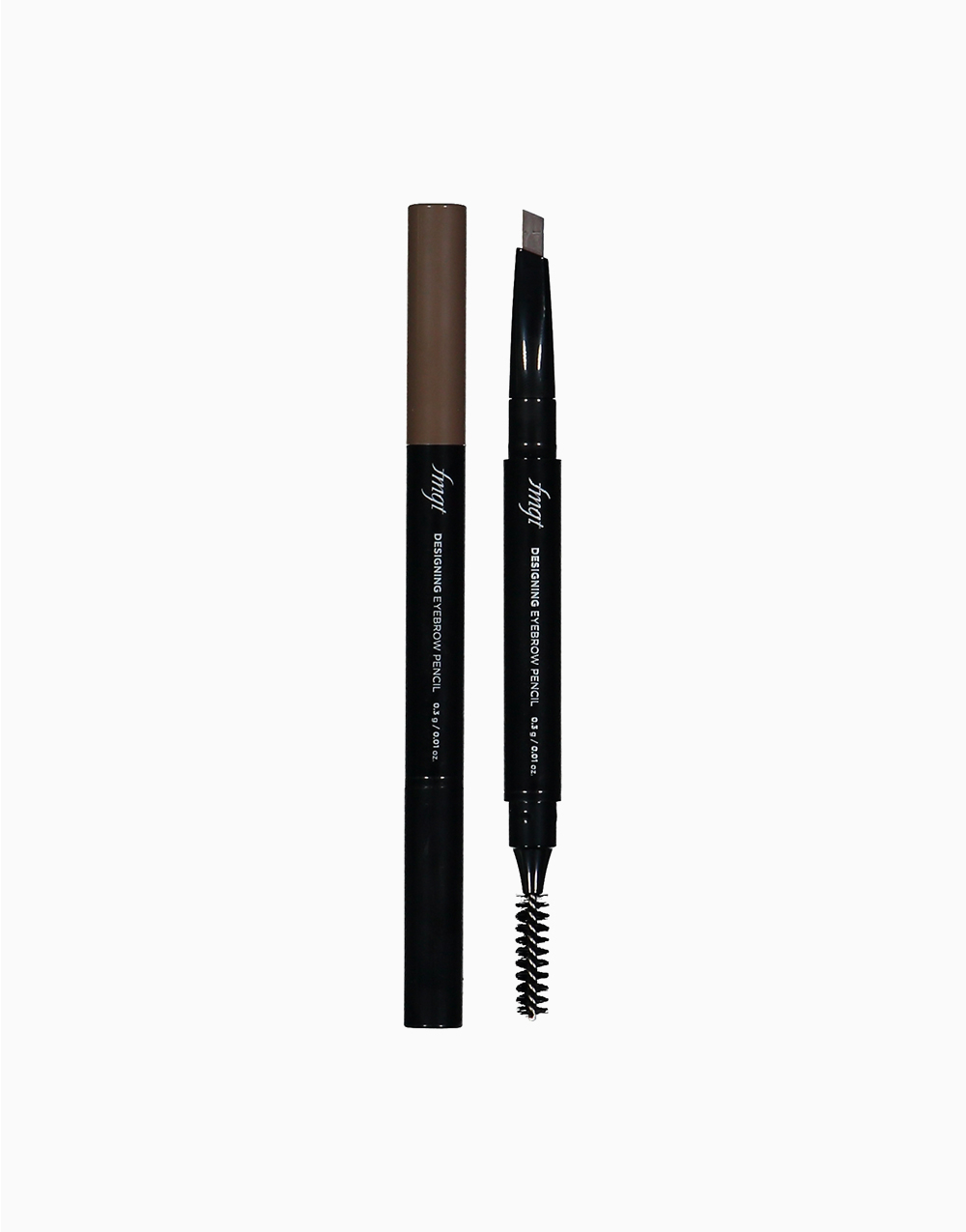 Designing Eyebrow Pencil (02 Gray Brown) by The Face Shop