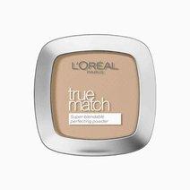 True Match Skin-Caring Skin-Matching Pressed Powder by L'Oréal Paris