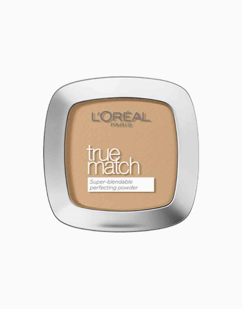 True Match Skin-Caring Skin-Matching Pressed Powder by L'Oréal Paris | 2R Rose Vanilla