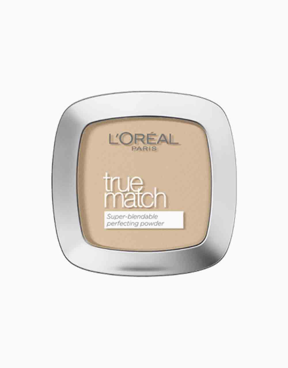 True Match Skin-Caring Skin-Matching Pressed Powder by L'Oréal Paris | 2N Vanilla